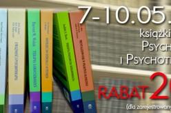 Atrakcyjny rabat na książki z serii Psychiatria i Psychoterapia. Tylko do niedzieli!