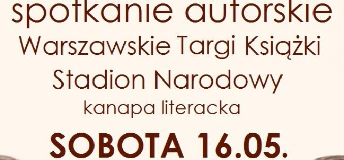 Krzysztof Zanussi – spotkanie autorskie zorganizowane przez Wydawnictwo Poznańskie podczas Warszawskich Targów Książki