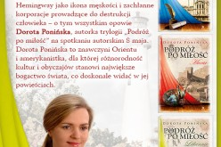 Spotkanie autorskie z Dorotą Ponińską