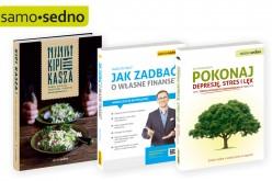 Bestsellery z serii Samo Sedno maj 2015