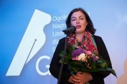 Ewa Winnicka laureatką Nagrody Literackiej Gryfia