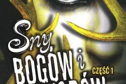 Sny bogów i potworów – tom 3 serii Córka dymu i kości na 2. miejscu fantastyki empik.com!