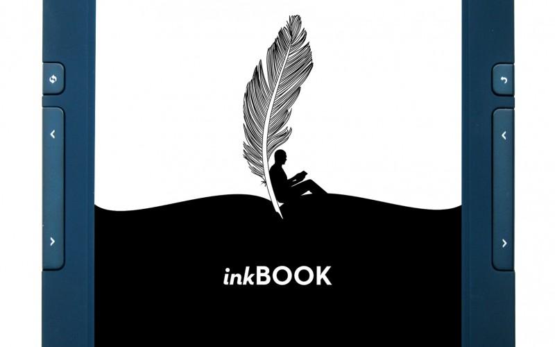 Premiera czytnika e-booków inkBOOK™ Onyx, rywala Kindle Voyage