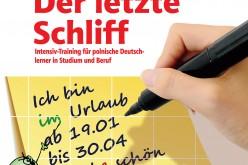 Intensywny trening dla Polaków uczących się języka niemieckiego na studiach i w pracy. Intensiv-Training für polnische Deutschlerner in Studium und Beruf