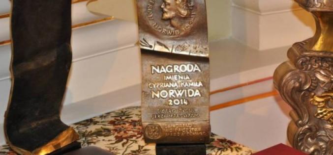 Znamy nominacje do Nagrody im. K.C. Norwida