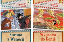 Wydawnictwa Wilga i W.A.B. dla dzieci. Polecamy nowości!