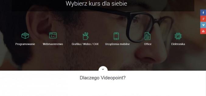Obierz najlepszy kurs… na videopoint.pl