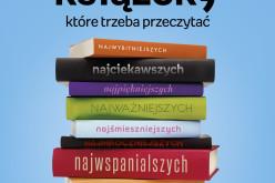 """""""100 książek, które trzeba przeczytać"""""""