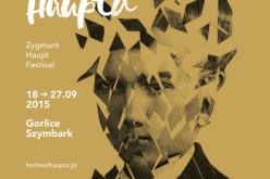 Festiwal im. Zygmunta Haupta – I edycja