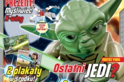 Długo oczekiwany magazyn LEGO® Star Wars™ już w Polsce!