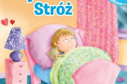 """Kolejne książki w serii """"Z aniołkiem"""" dla najmłodszych poleca  Wydawnictwo Świętego Wojciecha"""