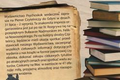 Nadmorski Plener Czytelniczy z Psychoskokiem (31 lipca – 2 sierpnia)