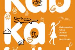 Rabka Festival 2015 – jedyny w Polsce festiwal literacki odbywający się w wakacje w uzdrowisku przeznaczonym specjalnie dla dzieci i rodzin