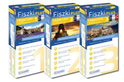 Francuski Fiszki PLUS dla średnio zaawansowanych to interaktywne pakiety fiszek do samodzielnej nauki słownictwa francuskiego