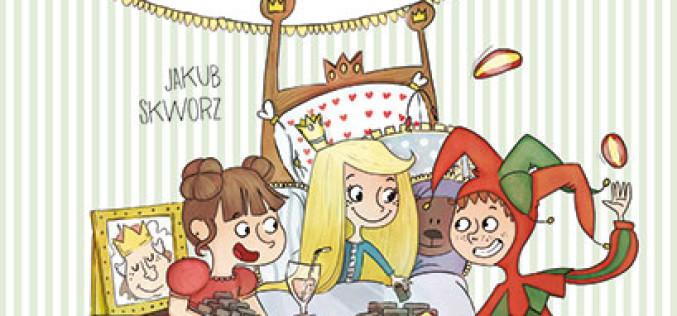 """""""Księżniczka Adela"""" – nowa seria dla dzieci"""