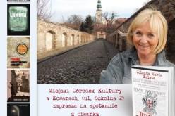 Spotkanie autorskie z Jolantą Marią Kaletą – Kowary