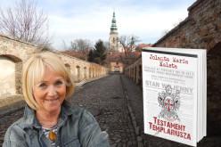 Jolanta Maria Kaleta na 19. Międzynarodowych Targach Książki w Krakowie