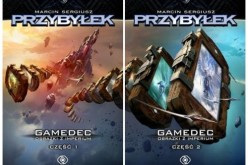 """""""Gamedec"""" najnowszy tom jednej z najlepszych polskich serii SF w księgarniach!"""