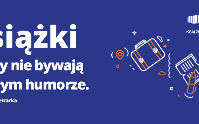 """""""KSIĄŻKA W PODRÓŻY"""" – PKP namawia do czytania"""