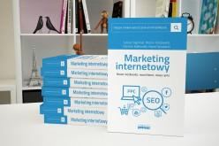 """Pierwsza książka w serii """"Twoja firma widoczna w internecie"""" – Marketing internetowy"""
