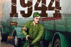 Nowość od Intytutu wydawniczego Erica: Pułkownicy 1944 autorstwa Tomasza Stężały