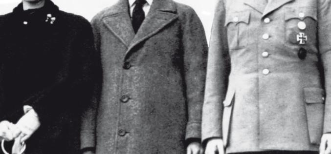 Andrew Morton 17 GOŹDZIKÓW. BRYTYJSKA RODZINA KRÓLEWSKA I NAZIŚCI  – w księgarniach od 28 października