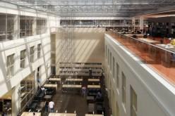Rozbudowana siedziba Biblioteki na Koszykowej