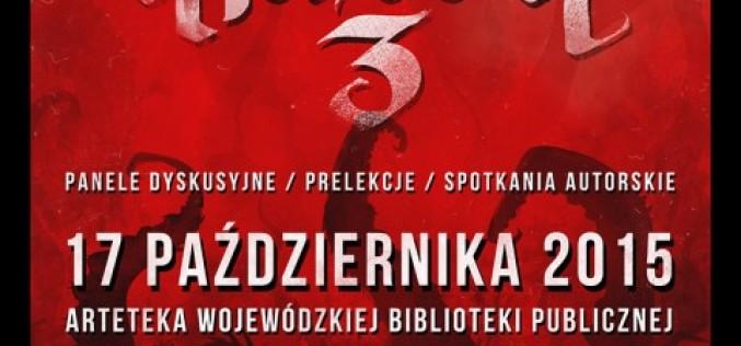 Krakowski Festiwal Amatorów Strachu, Obrzydzenia i Niepokoju – KFASON 2015