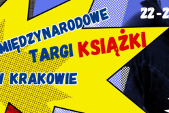 W czwartek startują w Krakowie Targi Książki