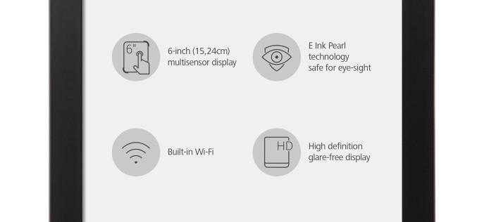 Nowy PocketBook Sense: wyprzedzając oczekiwania
