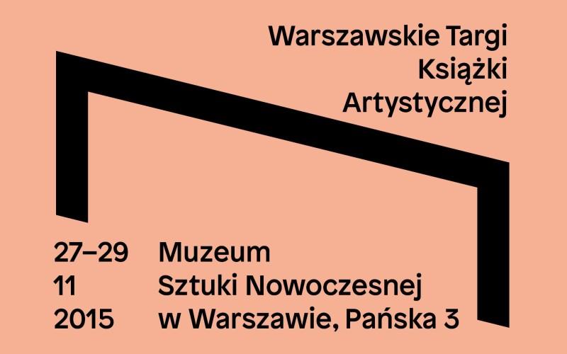 Rozpoczynają się Warszawskie Targi Książki Artystycznej