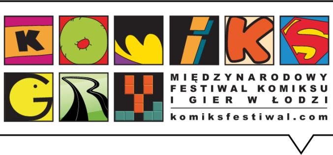 Jutro rusza 26. edycja Międzynarodowego Festiwalu Komiksu i Gier w Łodzi