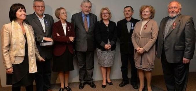 "Laureaci nagrody ""Zasłużony Kulturze – Gloria Artis"""