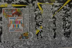 Pokolorowane Targi Książki we Frankfurcie