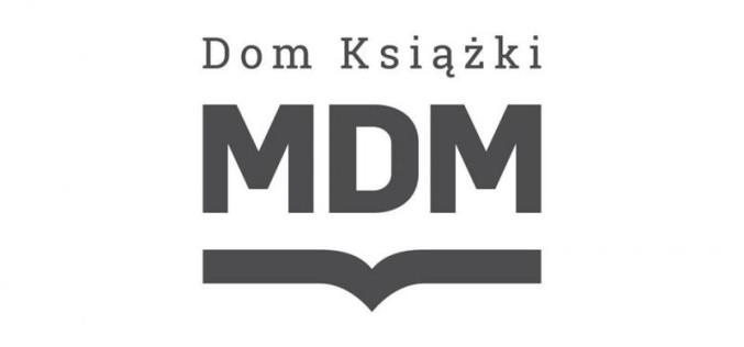 Zaproszenie na kwietniowe spotkania autorskie do Domu Książki MDM