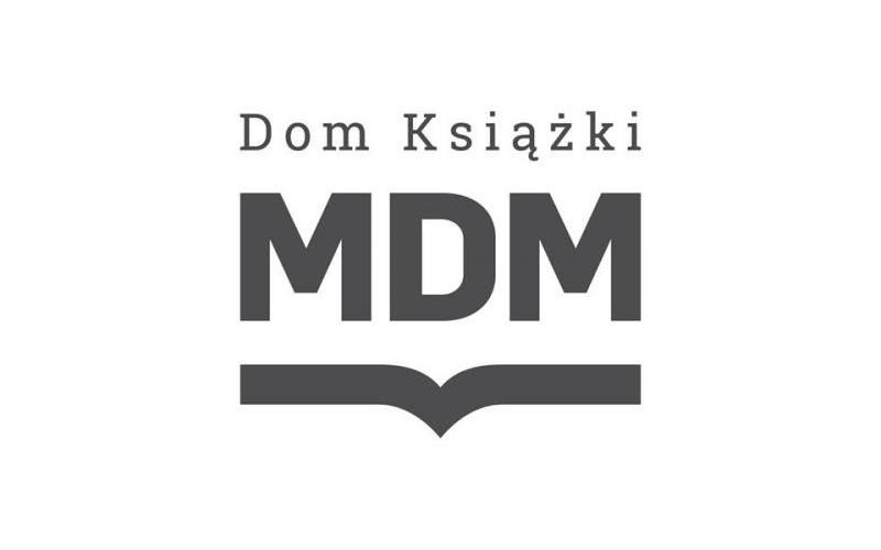 """Księgarnia """"Dom Książki MDM"""" zaprasza"""