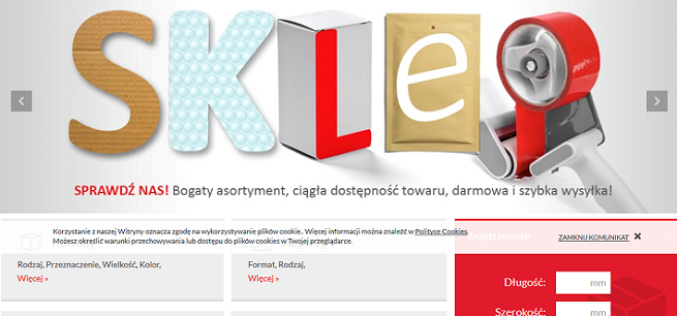 Poczta Polska uruchomiła e-sklep dla branży e-commerce