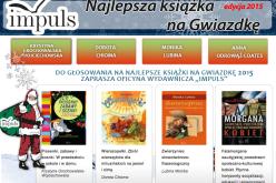 Plebiscyt: Najlepsze Książki na Gwiazdkę w Impulsie – I etap wystartował!