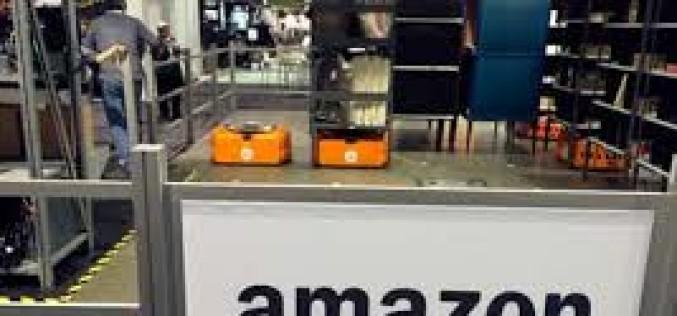 Amazon – roboty pakują wysyłki ponad cztery razy szybciej od ludzi