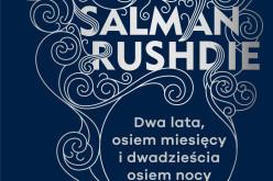Dzisiaj premiera nowej powieści Salmana Rushdiego !