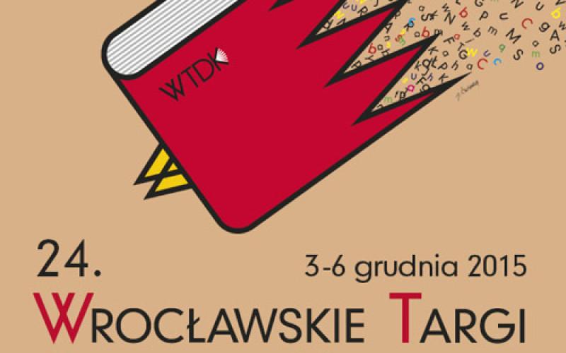 Przez cztery dni 24. Wrocławskie Targi Dobrych Książek odwiedziło 50 tyś osób