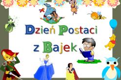 Książki na Międzynarodowy Dzień Postaci z Bajek