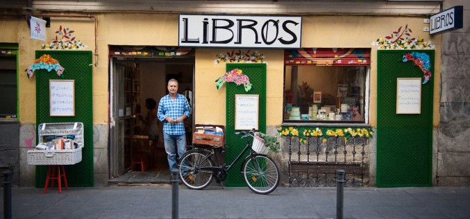 Sprzedaż książek w Hiszpanii rośnie
