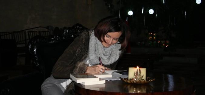 Anna Wysocka – Kalkowska – autorka, która nigdy nie zapomina że jest szczęściarą