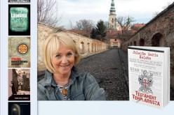 Jolanta Maria Kaleta na Targach Książki – Wrocław