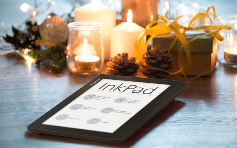 Nowa wersja oprogramowania dla czytników PocketBook InkPad