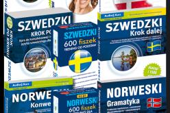 Wydawnictwo Edgard poleca:  fiszki i kursy do nauki języków skandynawskich