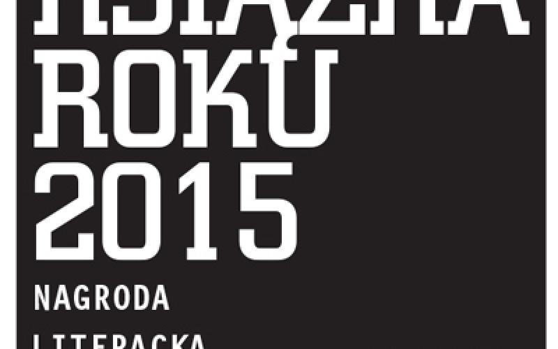 """Finał konkursu """"Książka Roku 2015"""""""