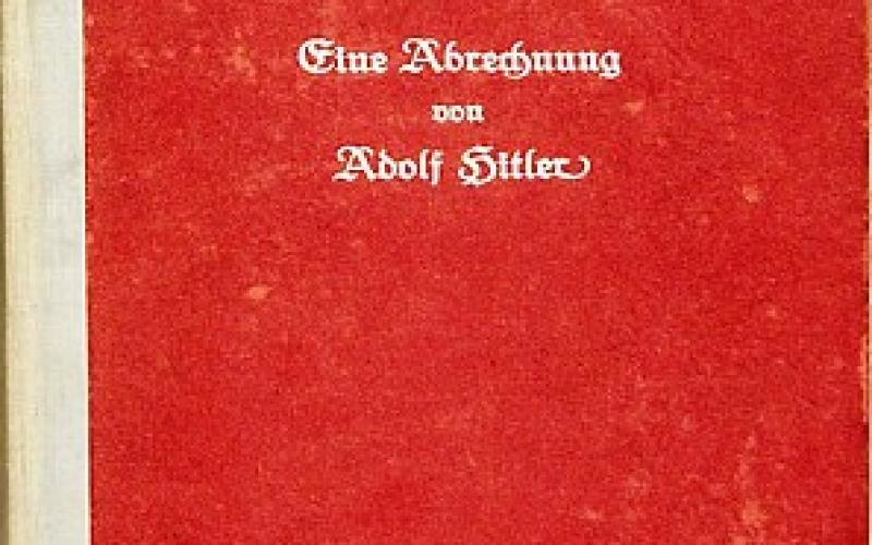 Mein Kampf wraca do księgarni