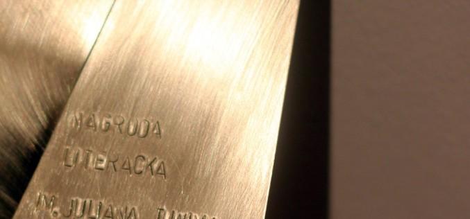 Nagroda Literacka im. Juliana Tuwima przyznana